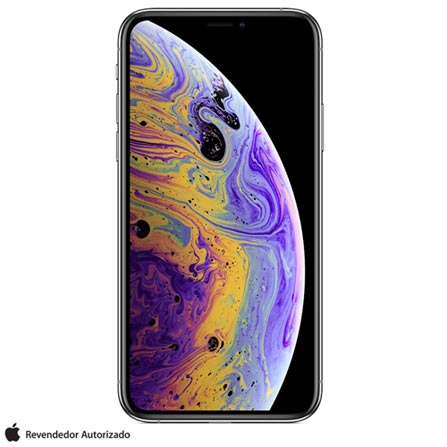 , Bivolt, Bivolt, Prata, 0000006.10, True, 1, N, True, True, True, True, True, True, I, iPhone XS, iOS, Wi-Fi + 4G, 5.6'', Acima de 4'', A12, 256 GB, 12 MP, 2, Não, Não, Nano Chip, 12 meses, Sim
