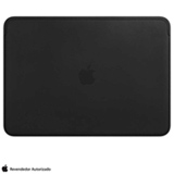 Capa para MacBook Pro 13' em Couro Preto - Apple - MTEH2ZM/A