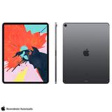 """iPad Pro 3° Geração Cinza Espacial com Tela de 12,9"""", Wi-Fi, 1TB e Processador A12X - MTFR2BZ/A"""