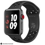 Apple Watch Nike+ Sport Cinza Espacial com Pulseira Esportiva Cinza, 42 mm, Bluetooth, 4G e 16 GB
