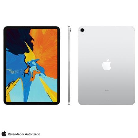 Tablet Apple Ipad Pro Mu0u2bz/a Prata 64gb 4g