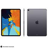"""iPad Pro 2° Geração Cinza Espacial com Tela de 11"""", Wi-Fi + 4G, 1TB e Processador A12X - MU1V2BZ/A"""
