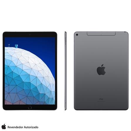 Tablet Apple Ipad Air 3 Mv0d2bz/a Cinza 64gb 4g