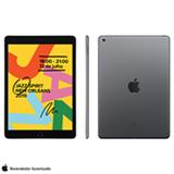 iPad 7ª Geração Apple Cinza Espacial com Tela 10,2, Wi-Fi, iPadOS, Processador A10 Fusion e 32GB
