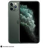 iPhone 11 Pro Verde Meia-noite, com Tela de 5,8', 4G, 256 GB e Câmera de 12 MP - MWCC2BZ/A