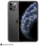 iPhone 11 Pro Cinza Espacial, com Tela de 5,8', 4G, 512 GB e Câmera de 12 MP - MWCD2BZ/A