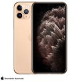 iPhone 11 Pro Dourado, com Tela de 5,8', 4G, 512 GB e Câmera de 12 MP - MWCF2BZ/A