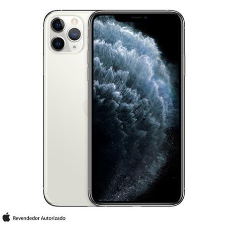 Celular Smartphone Apple iPhone 11 Pro Max 256gb Prata - 1 Chip