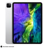 iPad Pro 2° Geração Prateado com Tela de 11', 4G, 128 GB e Processador A12z Bionic - MY2W2BZ/A
