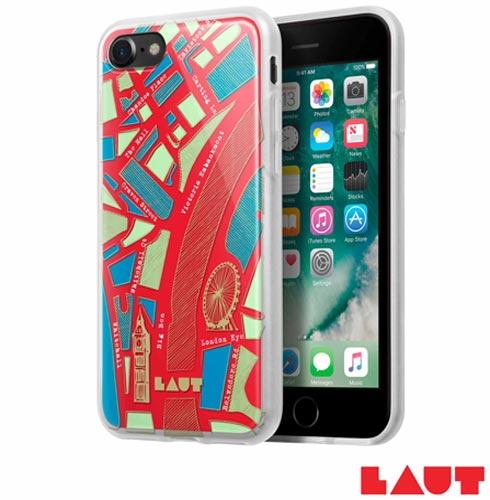 Capa Protetora para iPhone 6/6s/7 Nomad London - Laut - IP7_ND_L, Não se aplica, Capas e Protetores, 03 meses