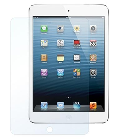 iPad Mini 16GB Apple Branco Wi-Fi MD531BZ/A + Película iPad Mini/Retina Transparente Yogo, Wi-Fi + 3G, 0