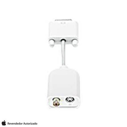 Adaptador DVI Para Vídeo Apple, Não se aplica, 12 meses