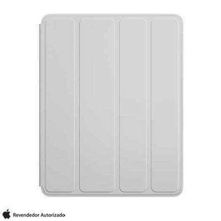Capa Protetora Smart Case Cinza Claro para iPad, Cinza