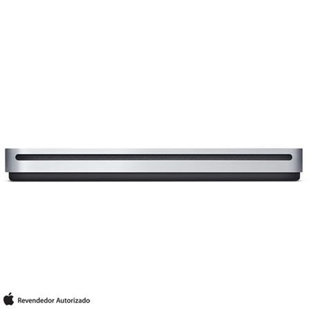 Super Drive USB para MacBook Pro com Tela de Retina em Alumínio Prata - Apple - MD564BEA, Prata, 12 meses