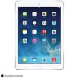 iPad Air Branco e Prata com 9,7', Wi-Fi, iOS 7, Processador A7 e 32 GB