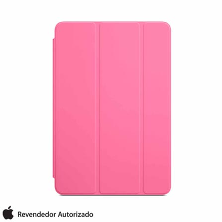 Smart Cover para iPad Mini Rosa Apple, Rosa