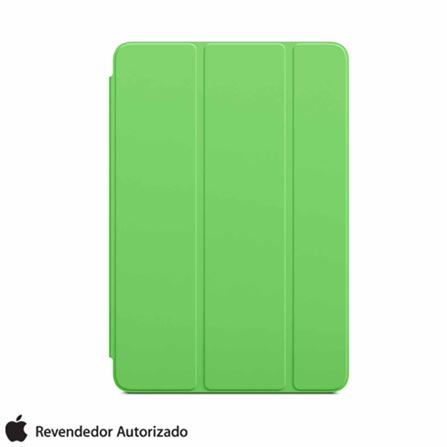 Smart Cover para iPad Mini Verde Apple - MD969BZA, Verde