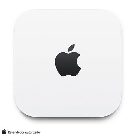 Roteador AirPort Time Capsule 3TB Branco Apple - ME182BZ/A, Bivolt, Bivolt, Branco, 12 meses
