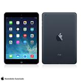 iPad Mini Retina Preto e Cinza com Processador A7, Display de 7.9, Câmera de 5MP, 32GB de Memória, iOS 7 e Wi-Fi