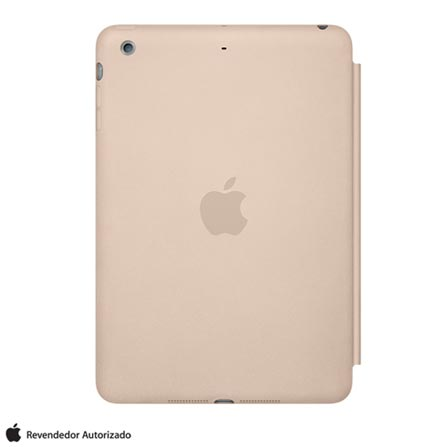 Capa Smart Case para iPad Mini em Poliuretano e Microfibra Bege - Apple -  ME707BZ, Bege