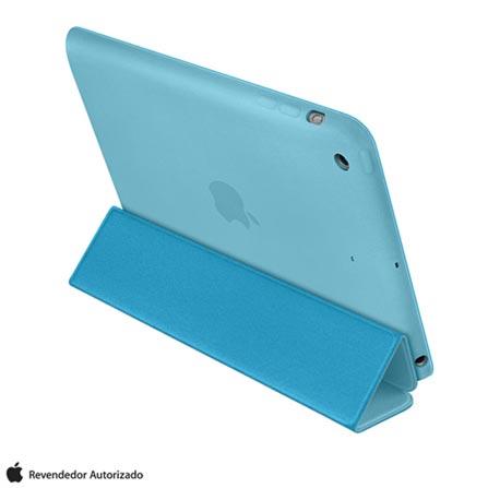 Capa Smart Case para iPad Mini em Poliuretano e Microfibra Azul - Apple - ME709BZ, Azul