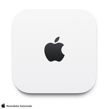 Roteador AirPort Extreme Branco Apple - ME918BZ/A, Bivolt, Bivolt, Branco, 12 meses