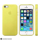 Capa para iPhone 5s Amarela - Apple - MF043BZ/A