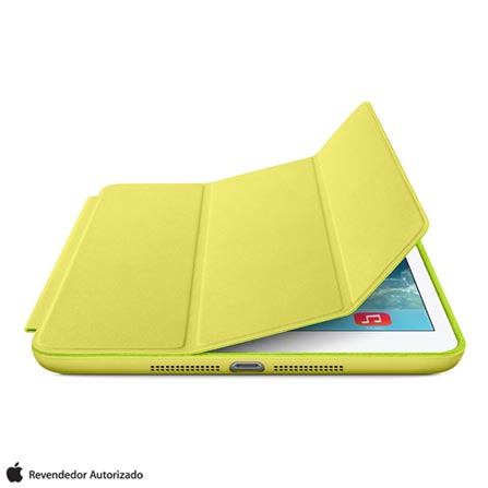 Capa para iPad Air Smart Case Amarela - Apple - MF049BZ/A, Amarelo