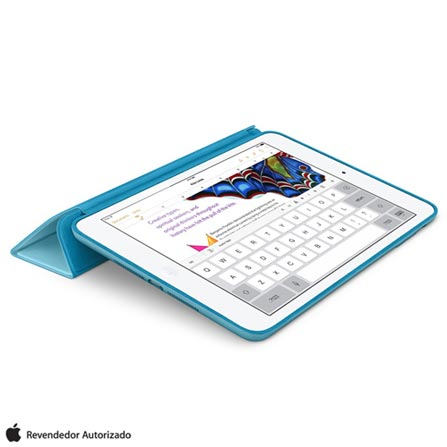Capa para iPad Air Smart Case Azul Apple - MF050BZ/A, Azul