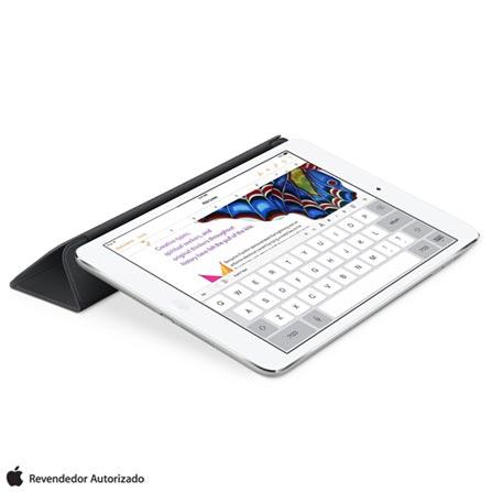 Capa Smart Cover para iPad Air em Poliuretano e Microfibra Preta - Apple - MF053BZ