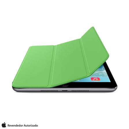Capa para iPad Air Smart Cover em Poliuretano e Microfibra Verde - Apple - MF056BZ, Verde