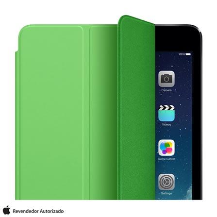 Capa Smart Cover para iPad Mini em Poliuretano e Microfibra Verde - Apple - MF062BZ, Verde