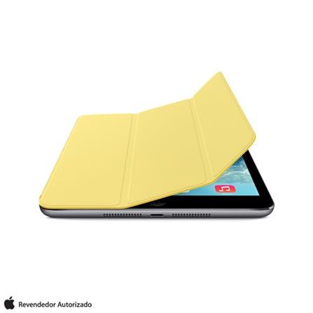 Capa Smart Cover para iPad Mini em Poliuretano Amarela - Apple - MF063BZ, Amarelo