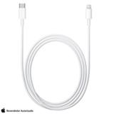 Cabo de USB-C para Lightning com Extensão de 1 metro - Apple - MK0X2BZ/A