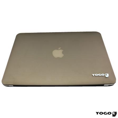 Capa Rigida Protetora para Macbook Air 13'' Cinza Yogo - YG13AIRGREY, Cinza