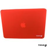 Capa Rigida Protetora para Macbook Air 13'' Vermelha Yogo - YG13AIRRED