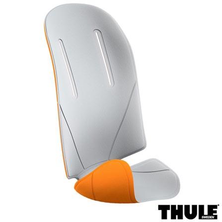 Acolchoamento RideAlong Light Grey/Orange - Thule, Cinza e Laranja, Sim, Não se aplica, Traseira, Não especificado, 60 meses