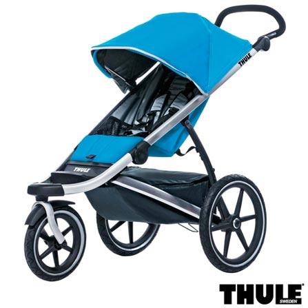 Carrinho de Bebe Urban Glide Azul - Thule, Azul, Alumínio, Aço Carbono, Nylon e Poliéster, 6 meses, 15 kg, 60 meses