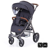 Carrinho de Bebê Avito Jeans - ABC Design