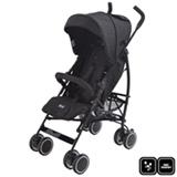Carrinho de Bebê Genua Preto - ABC Design