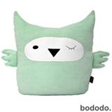 Boneco Coruja em Plush Verde - Bodobo