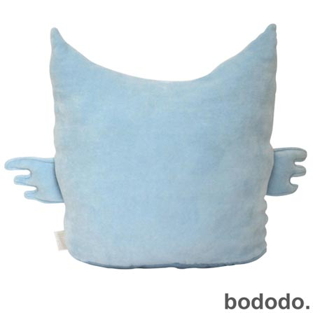 Boneco Coruja em Plush Azul - Bodobo, Azul, A partir de 03 anos, 03 meses