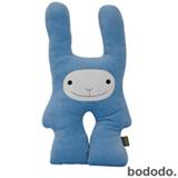 Coelhinho Lapan de Pelucia Azul - Bodobo