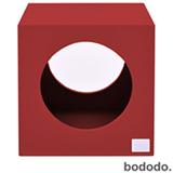 Banco Infantil Cubo Vermelho - Bododo