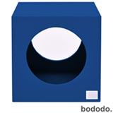 Banco Infantil Cubo Azul - Bododo