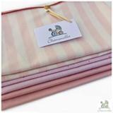 Envelope para Maternidade com 06 Peças Rosa - Chamomilla