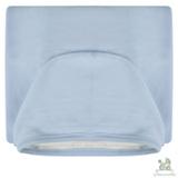 Toalha de Banho com Capuz Azul - Chamomilla