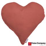 Almofada Je t'aime Sarja Porcelana Rosa - Futon Company