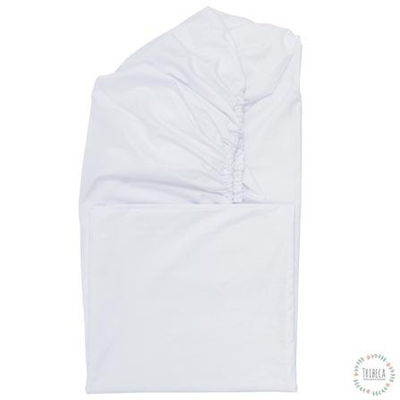 , Branco, Berço, 02 Peças, Algodão, Sim, 03 meses