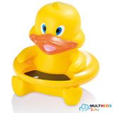 Termômetro Digital Multikids Baby Pato para Banho Amarelo